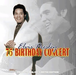 Elvis Presley 75th Birthday Concert (souvenir cd) By Elvis Presley,Robert Washington (0001-01-01) - Elvis-souvenir