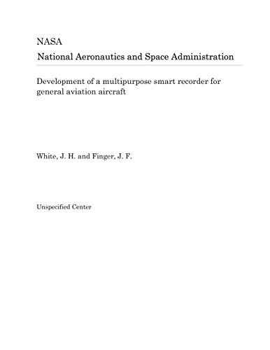 Development of a multipurpose smart recorder for general aviation aircraft