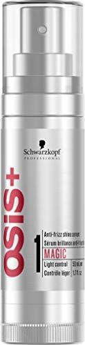 Schwarzkopf Professional Osis Magic Anti Frizz Shine Serum, 50ml