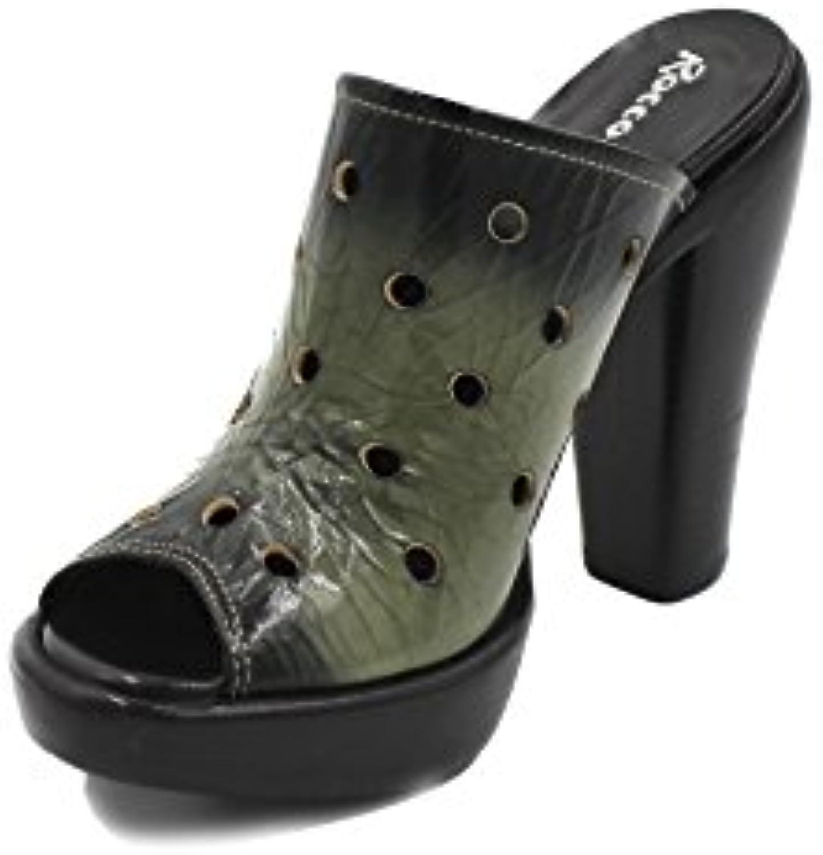 Rocco P.. - Sandalo verde - 38, verde | Per La Vostra Selezione  | Maschio/Ragazze Scarpa