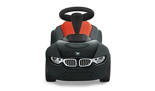 Bobby Car BMW Racer III schwarz / orange
