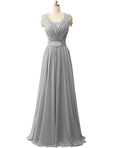 JAEDEN - Robe - Femme silver