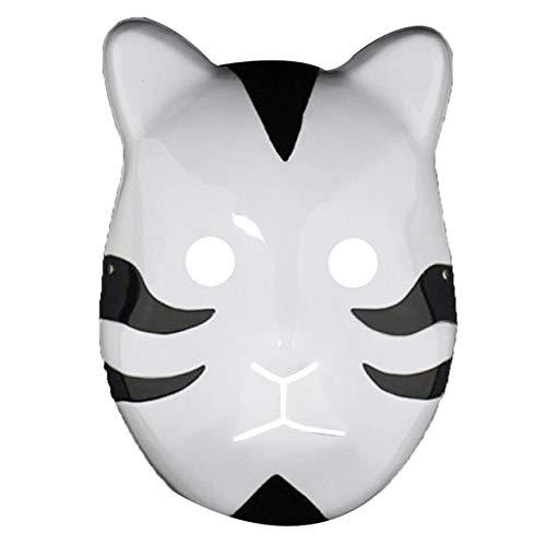 WULIHONG-Maske3 Farbe Naruto Kakashi Anbu Ninja Stil Maske, Kostüm, Cosplay Zubehör, Kostüm Halloween Anime - Anbu Ninja Kostüm