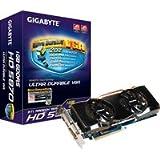 Gigabyte ATI Radeon HD 5870 Grafikkarte (PCI-e, 1GB GDDR5 Speicher, 1 GPU)