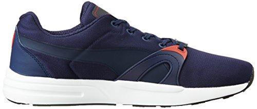 Puma XT S, Baskets Basses Adulte Mixte Bleu (Peacoat/White)
