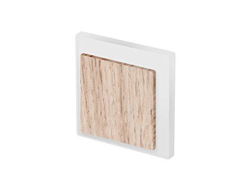 ARCOLED LED Einbauleuchte Beleuchtung von Treppen Wandleuchte ecke eichenholz -