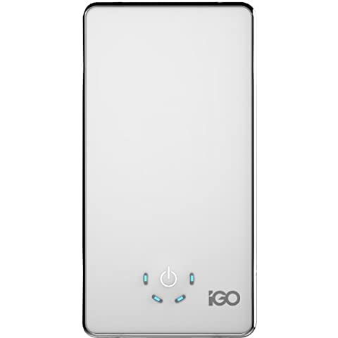 IGO-PS00318-1001 - Batteria power Trip 6100, per Ipod/Iphone/smartphone/tablet, ecc. colore: Bianco