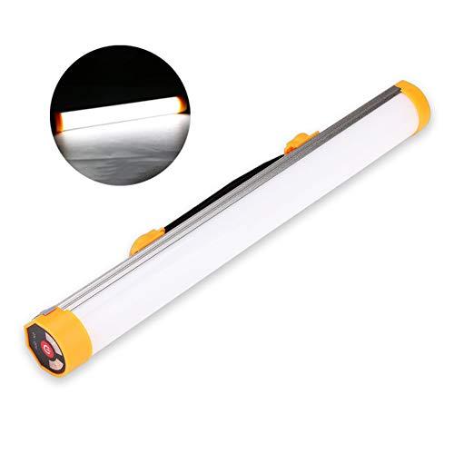 Preisvergleich Produktbild VNEIRW 5 Modi Camping Laterne LED Licht Mehrzweck-Taschenlampe Notfallleuchte Rechargeable USB Power Bank für Wandern Camping Notfall Ausfälle Lesen Wandern usw. (L)