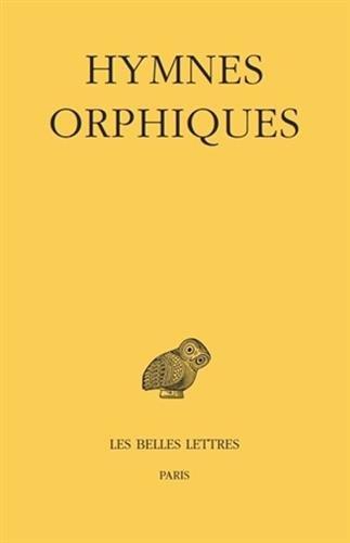 Hymnes orphiques