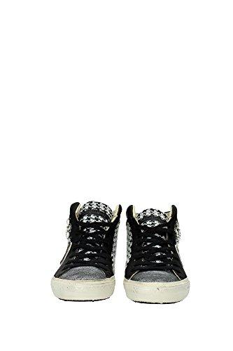 Sneakers Philippe Model Donna - (MDHDDT01) EU Nero