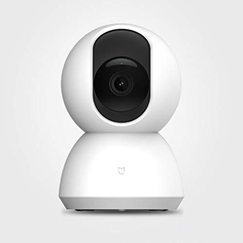 Lightleopard WLAN Kamera IP ÜberwachungsKamera 1080P Nachtsicht Home Detection Security Kit für Xiaomi, Indoor-Baby/Haustier-Monitor Baby Monitor Kit