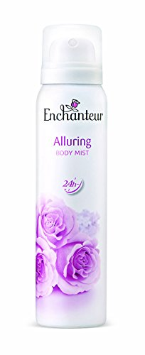 Enchanteur Alluring Body Mist, 150ml