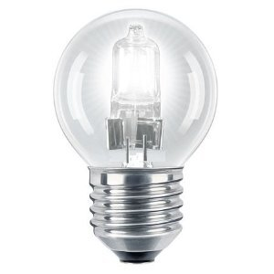 x6 42w Golf Ball P35 E27 ES Dimmable Halogen Energy