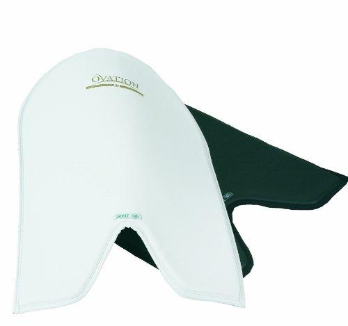 Ovation Gel Comfort pad-Cutback, weiß, Größe: One -