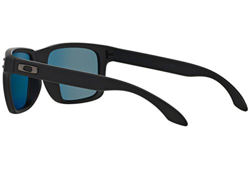Oakley OO9102-68 Holbrook Lunettes de soleil Noir Matte Black