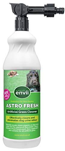 Envii Astro Fresh - Limpiador de césped Artificial para orina de Perro, Seguro para Mascotas y fácil de aplicar - 1L