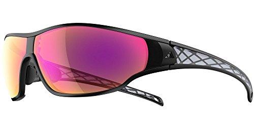 adidas Tycane L Black matt/LST Vario Purple 2019 Fahrradbrille
