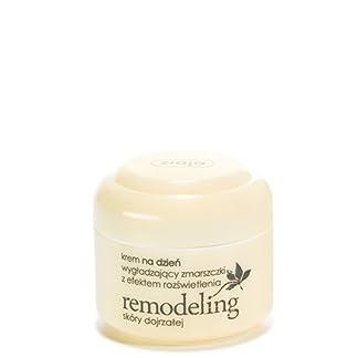 ziaja Remodeling anti-arrugas Día Color Crema con Colágeno de Fórmula 60+ para pieles maduras///Remodeling skory dojrzalej Krem NA dzien 60+ 50ml