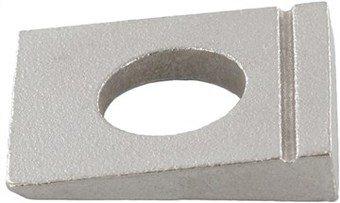 Vierkant-Keilscheiben für I-Träger, DIN 435 A2 13,5 mm, Paket â 25 Stück