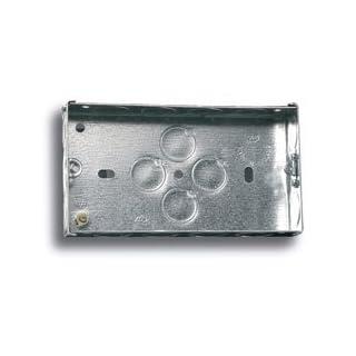 2 fach elektrische Knockout box, 25 mm, Doppelbuchse Patress box, 20 Jahre Garantie
