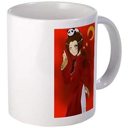 11 ounce Mug - Hetalia - China Mug - S White