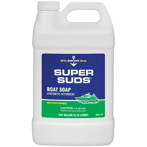MaryKate 1 Gallon Super Suds- Boat Soap - Super One Gallon