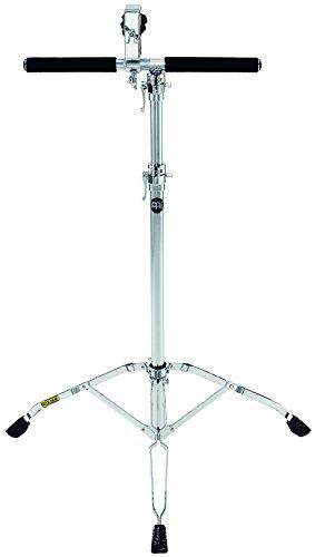 Meinl Percussion TMB Bongo Stand, Höhe: 80 cm - 134 cm, chrom