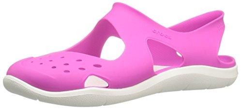 Crocs Swiftwater Wave, Zoccoli Donna Vibrant Violet