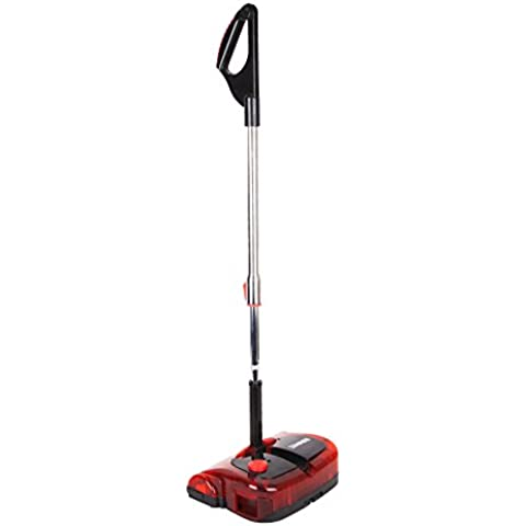 Duronic SW010 – Escoba eléctrica recargable inalámbrica de suelo y alfombras