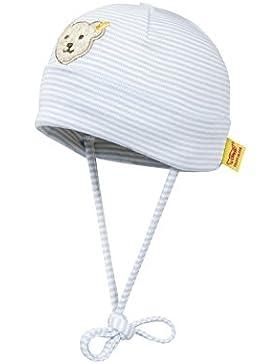 Steiff Unisex - Baby Mütze 0006610 Mütze Gr. 45 Cm Kopfumfang
