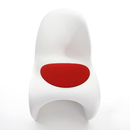 Hey-Sign Sitzaufl Panton Chair - V, Rot 11 AR