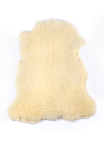 Babylammfell medizinisch - B-WARE (90-100cm)