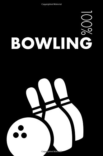 Bowling Notebook: Blank Lined Bowling Journal For Player and Coach por Elegant Notebooks