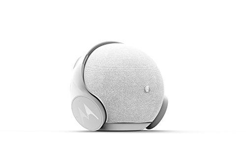 Motorola Sphere 2-in-1 Stereo Bluetooth Lautsprecher und Kopfhörer Set Weiß Motorola Bluetooth Stereo