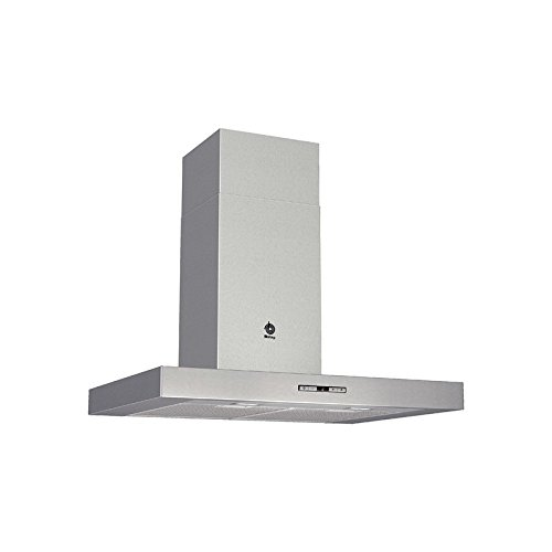 Price comparison product image Balay 3BC875XM cooker hood - cooker hoods (Wall-mounted,  Ducted / Recirculating,  A+,  Stainless steel,  Buttons,  Aluminium)