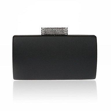 pwne L. In West Frau'S Mode Diamond Abendessen Tasche Black