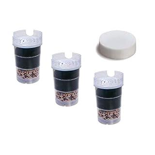 6-Monatspaket Filterkartuschen für Wasserfilter Acala Quell One/Swing