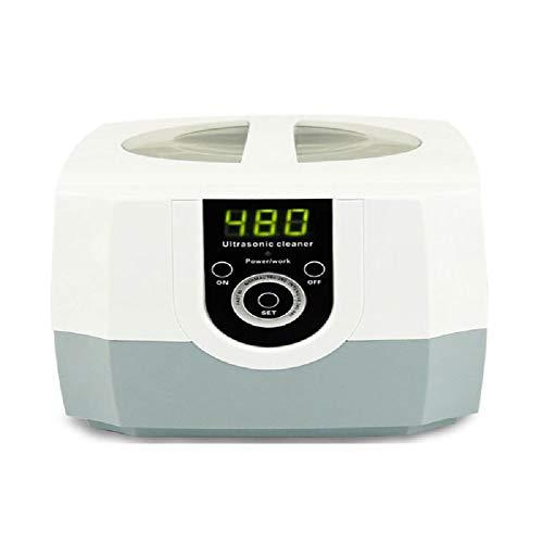 Ultraschallreinigungsmaschine Optisches Geschäft Juweliergeschäft Labor Verbraucher- und Industrie-Großleistung,White
