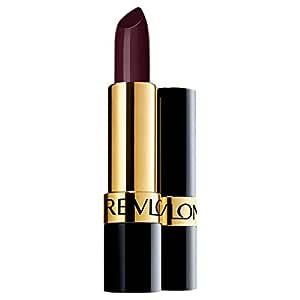 Revlon Super Lustrous Lipstick, Black Cherry, 4.2g