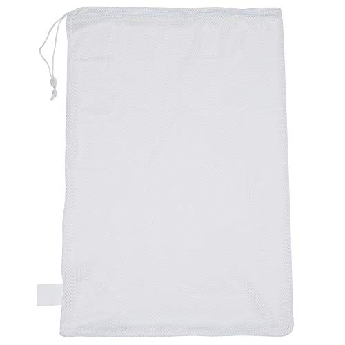 Champion Sports Mesh Equipment Bag, MB20, weiß, 24