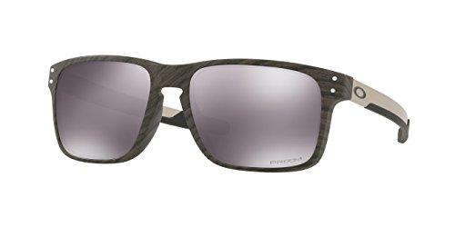 07dd8e24b1 Oakley HOLBROOK MIX OO9384-04 Woodgrain Prizm Black Sunglasses