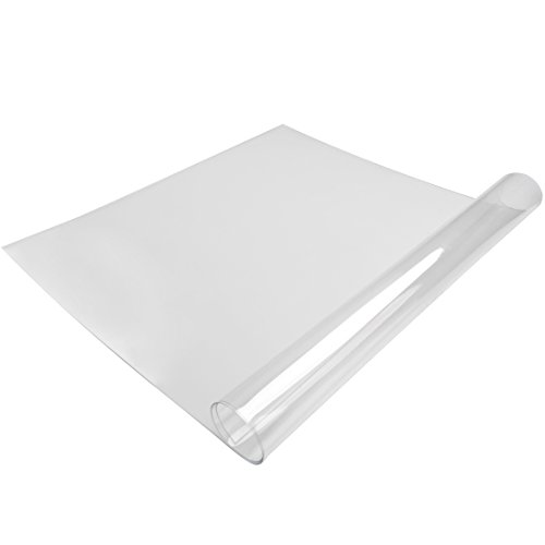 Preisvergleich Produktbild zhaoke PVC türdurchgangs Matte Home Office Hard Bodenschutzmatte transparent,  PVC,  durchsichtig,  M