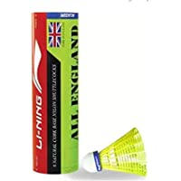 Li-Ning All England Nylon Shuttle, Pack of 6