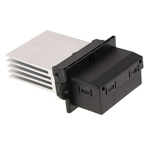 F Fityle Gebläsemotor Modul Widerstand Motor Gebläse Widerstand Klimaanlage Fan Drehzahl Widerstand für 7701048390 -