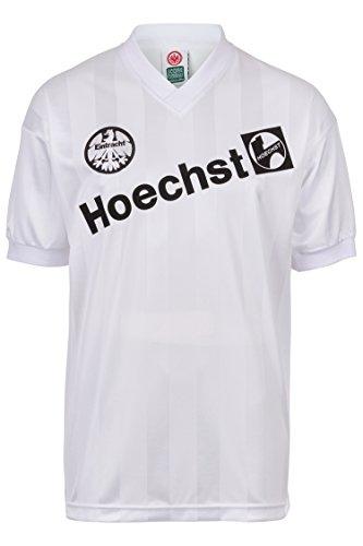 Eintracht Frankfurt Retrotrikot 1988 Away (L)