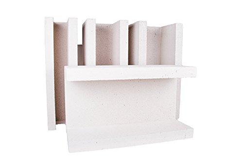 Porenbeton U-Schalen in verschiedene Breiten, Palettenpreis frei Haus geliefert !! (17,5x25x50cm)
