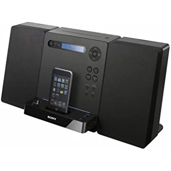 Sony CMT LX 30 iR Kompaktanlage (MP3-Wiedergabe, Apple iPod-Dockingstation, USB 2.0)