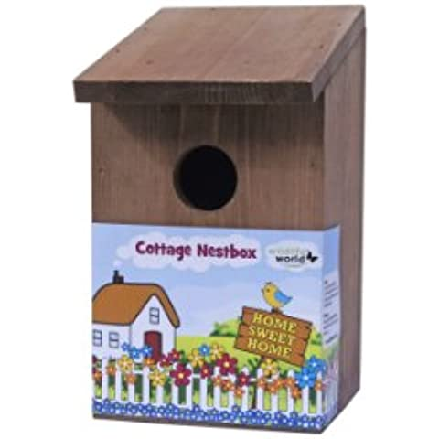 World Wildlife - Birdhouse