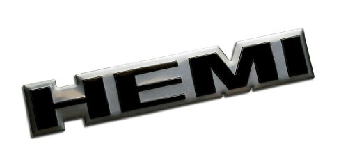 hemi-black-on-highly-polished-silver-real-aluminum-auto-emblem-badge-nameplate-for-dodge-coronet-cha