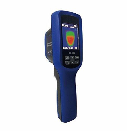 Global Care Market® Wärmebildkamera IR-890 Wärmebildkamera  im Test
